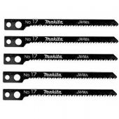 Makita No. 17 Jigsaw Blades for Wood - 5 Pack (A-85846)
